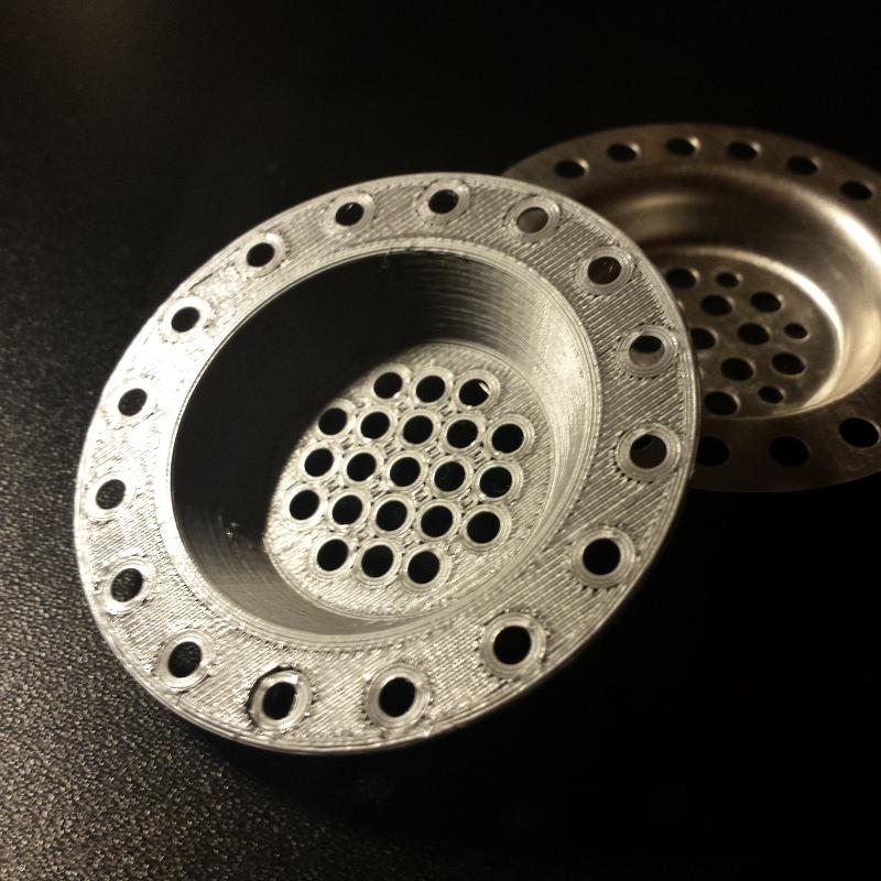 Filtro desagüe. Impresión 3D Gilitadas