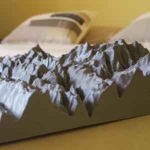 Maqueta. Impresión 3D Gilitadas