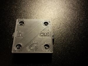 Caja lna4all. Impresión 3D Gilitadas