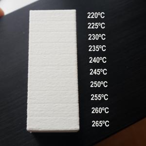 Test de temperaturas, NylonStrong. Gilitadas.